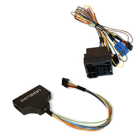 Dension CDR2VW1 adaptador para CD y Gateway 100 300 para Volkswagen 12 pin
