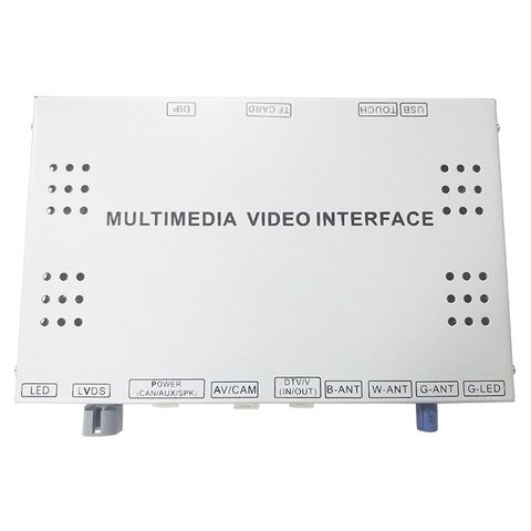 Multimedia on OS Android 7.1 for Cadillac Chevrolet 2019 2020 YM