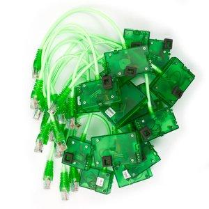 MXKEY LED FBUS SL3 Cables Set (17 pcs)