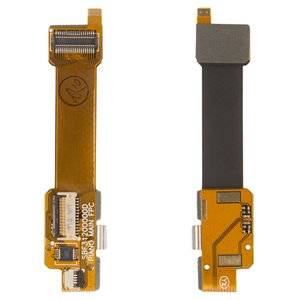 Flat Cable Alcatel OT880, (for mainboard, with components)