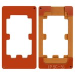 LCD Module Mould Apple iPhone 5, iPhone 5C, iPhone 5S, iPhone SE, (for glass gluing )