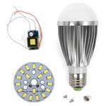 LED Light Bulb DIY Kit SQ-Q03 9 W (cold white, E27)
