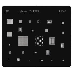 BGA Stencil P3040 Apple iPhone 6S Plus, (26 in 1)