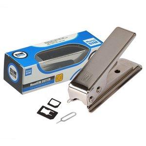 NanoSIM Cutter с SIM адаптерами