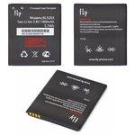 Аккумулятор BL5203 для мобильного телефона Fly IQ442Q Miracle 2, Li-ion, 3,8 В, 1500 мАч, #TYP150001516B/TYP150001516B
