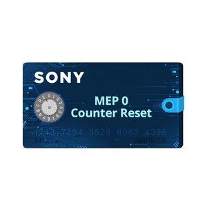 Кредиты для разблокировки / сброса счетчика MEP 0 на телефонах Sony (с помощью кабеля USB)