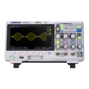 Фосфорный цифровой осциллограф SIGLENT SDS1102X