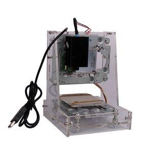 Настільний лазерно-гравірувальний верстат D8-MINI-LZ300 (300 мВт)