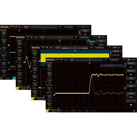 Програмне розширення RIGOL MSO5000 FLEX для декодування FlexRay