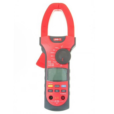 Digital Clamp Meter UNI T UT208