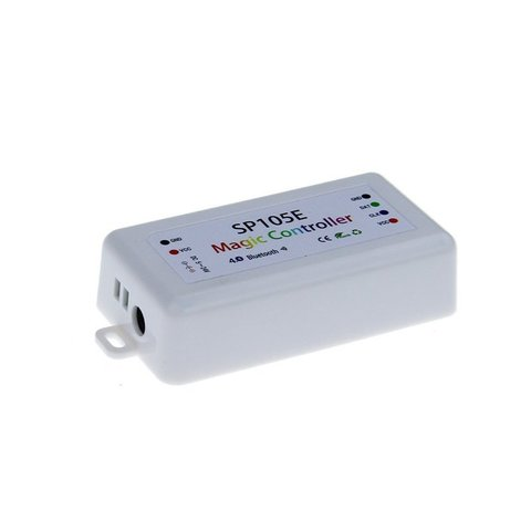 LED Controller with Bluetooth Control SP105E (RGB, WS2801, WS2811, WS2812, WS2813 5-24 V)