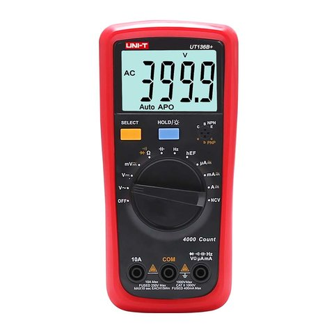 Digital Multimeter UNI T UT136B+